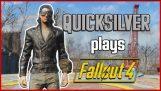 X-män: Kvicksilver takter Fallout 4