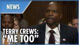 Terry Crews muistuttaa seksuaalisesti ennen Yhdysvaltain senaatti