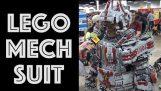 Epic Full Body LEGO Mech Suit - 30,000 Darabok!