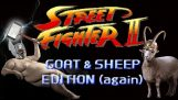 Street Fighter: Goat & Sheep Edition