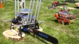 World's Most Powerful Chainsaws
