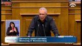 Ομιλία Ζουράρι στη βουλή