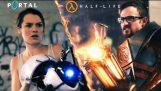 Portails vs Half-Life