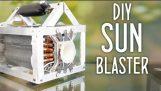 ทำเป็น equiv 1000w. ไฟฉาย LED – aka DIY อาทิตย์ Blaster!