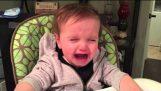 Bebek nefret geğirtisi HILARIOUS!