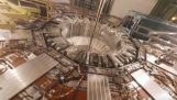 Ξενάγηση μέσα στον μεγάλο επιταχυντή σωματιδίων του CERN σε βίντεο 360°