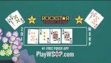 А покер играч празнува победата си в турнир твърде бързо