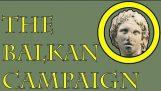 อเล็กซานเดอร์มหาราช: แคมเปญบอลข่าน (336 to 335 B.C.E.)