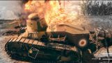 BATTLEFIELD 1 GAMEPLAY MULTIPLAYER BF1 TANK Gameplay EA play