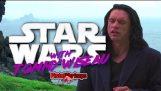 Star Wars con Tommy Wiseau