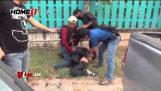 對在泰國的毒品販子 raid