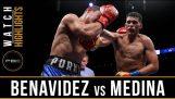 Benavidez vs Medina HØYDEPUNKTER: May 20, 2017 – PBC på FS1