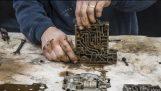 Ford Thunderbird automaattivaihteisto uudelleen viivästys | Redline Rebuild # 4