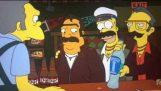 Homer Simpson ? Als een Grieks