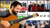 TOP TV SITCOM THEMES ON GUITAR