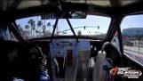 2016 Long Beach Pat O'Keefe Wreck Stadio Super Trucks