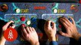 Meet the Voice Behind 'Mortal Kombat II'