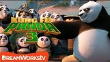 Kung Fu Panda 3 | Officiel Trailer