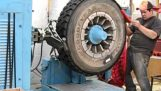 HB plus BANDAMATIC ,Tire Retreading o Tire Recaping in Mexico