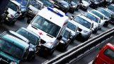 MENTALITEIT! Of hoe een ambulance doorgegeven in verschillende landen.