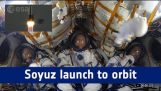 European Space Agency Horizons mission – Soyuz launch