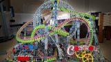 Clockwork – K'nex Roller Coaster