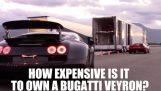 यह एक BUGATTI खुद को कितना महंगा है?