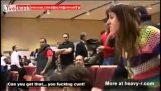 Muslims go crazy during anti-islamic movie sweden