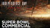 Dan nezavisnosti: Ponovne pojave | Super Bowl TV reklama | 20тх Центури Фок