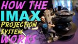 How an iMax 70mm Projector Works