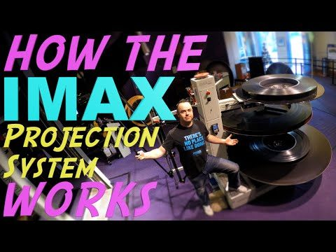 how an imax 70mm projector works videoman. Black Bedroom Furniture Sets. Home Design Ideas