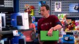 The Big Bang Theory – Sheldon can't choose between PS4 and Xbox One