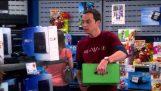 نظرية الانفجار الكبير – يمكن شيلدون ' تي الاختيار بين PS4 وواحد إكس بوكس