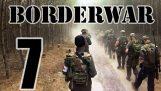 הגבול WAR 7 – משחק צלף איירסופט – מבצע Skylance 2015