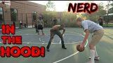 打籃球的書呆子!