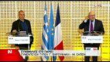 BAROYFAKIS – ΣΑΠΕΝ Συνέντευξη τύπου Παρίσι 01 02 2015