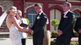 """""""I need to poo"""" – One thing you don't want to hear during your wedding ceremony."""