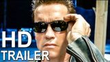 TERMINATOR 2 3D Trailer (2017) Arnold Schwarzenegger Movie HD