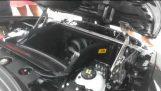 BMW i8 a certains de l'ingénierie pire que j'ai jamais vu