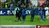 Episodul cu pumnul în Ioannina lui, Bosnia – Grecia 0-0