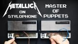 "to ""Master of Puppets"" s stylofona"