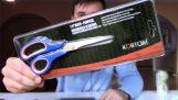 Як відкрити ножиці без ножиць