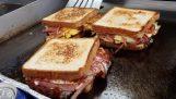 uliczne jedzenie: Śniadanie w Korei