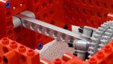 레고 조각으로 알루미늄 막대를 부술 수 있습니다.?