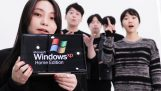 A Capella'da Windows sesleri