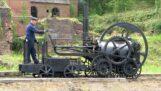 הרכבת הראשונה בעולם