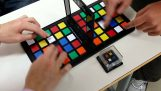 Rubik's Race: quite a difficult board game
