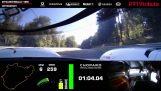 Timo Bernhard v Porsche 919 zlomí rekord Nürburgring