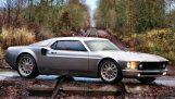 Μηχανικοί φτιάχνουν τη δική τους Mustang, κάνοντας μίξη του παλιού με το καινούριο