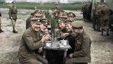 Peter Jackson restaure et souille 100 ans de cinéma, 1ère guerre mondiale
